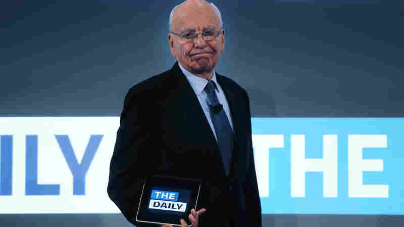 Murdoch's News Corp. Shuts Down 'The Daily'