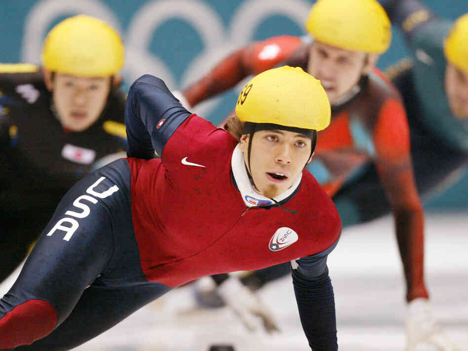 Among the stars of the 2002 Winter Olympics in Salt Lake City was Team USA's Apolo Anton Ohno. The city and Utah want another chance to host the games.
