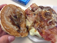 Sandwich, or the piece of diseased lung my health teacher showed me to make me stop smoking?