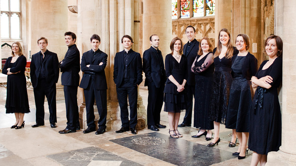The London-based a cappella choir Stile Antico brings a program of Christmas music to Cambridge, Mass.