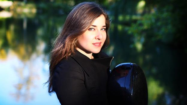 Cellist Alisa Weilerstein (Courtesy of the artist)