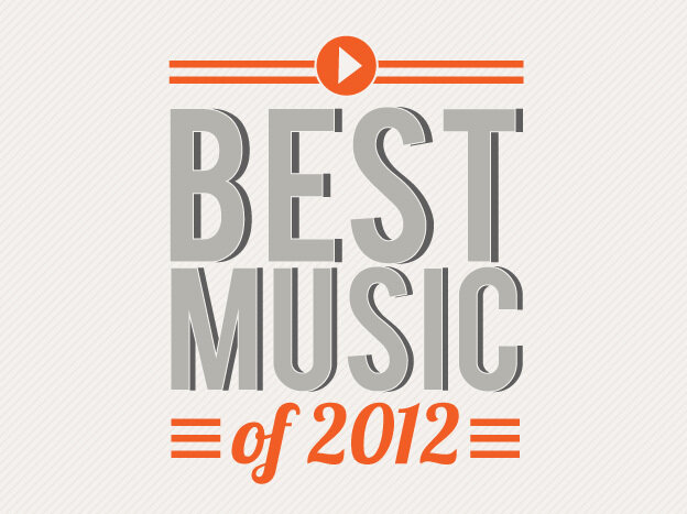 Best Music of 2012: The Complete List.