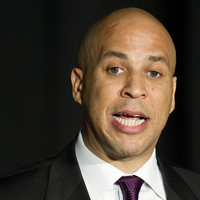 Mayor Cory Booker of Newark, N.J.