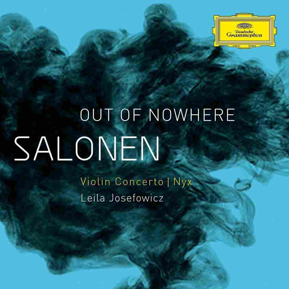 cover for Violin Concerto