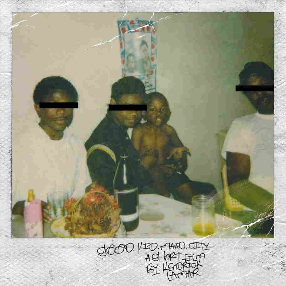 cover for good kid, M.A.D.D. city
