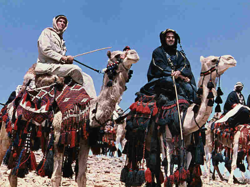 T.E. Lawrence (Peter O'Toole) and Sherif Ali (Omar Sharif) come together, despite their cultural differences, to fight for a common cause.