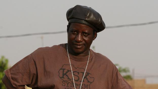 Malian guitarist Lobi Traore died in 2010, at just 49. His last album is called Bwati Kono. (Courtesy of the artist)