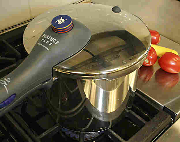 Today's pressure cookers have cast off the reputation of their mystifying, potentially dangerous forebears.