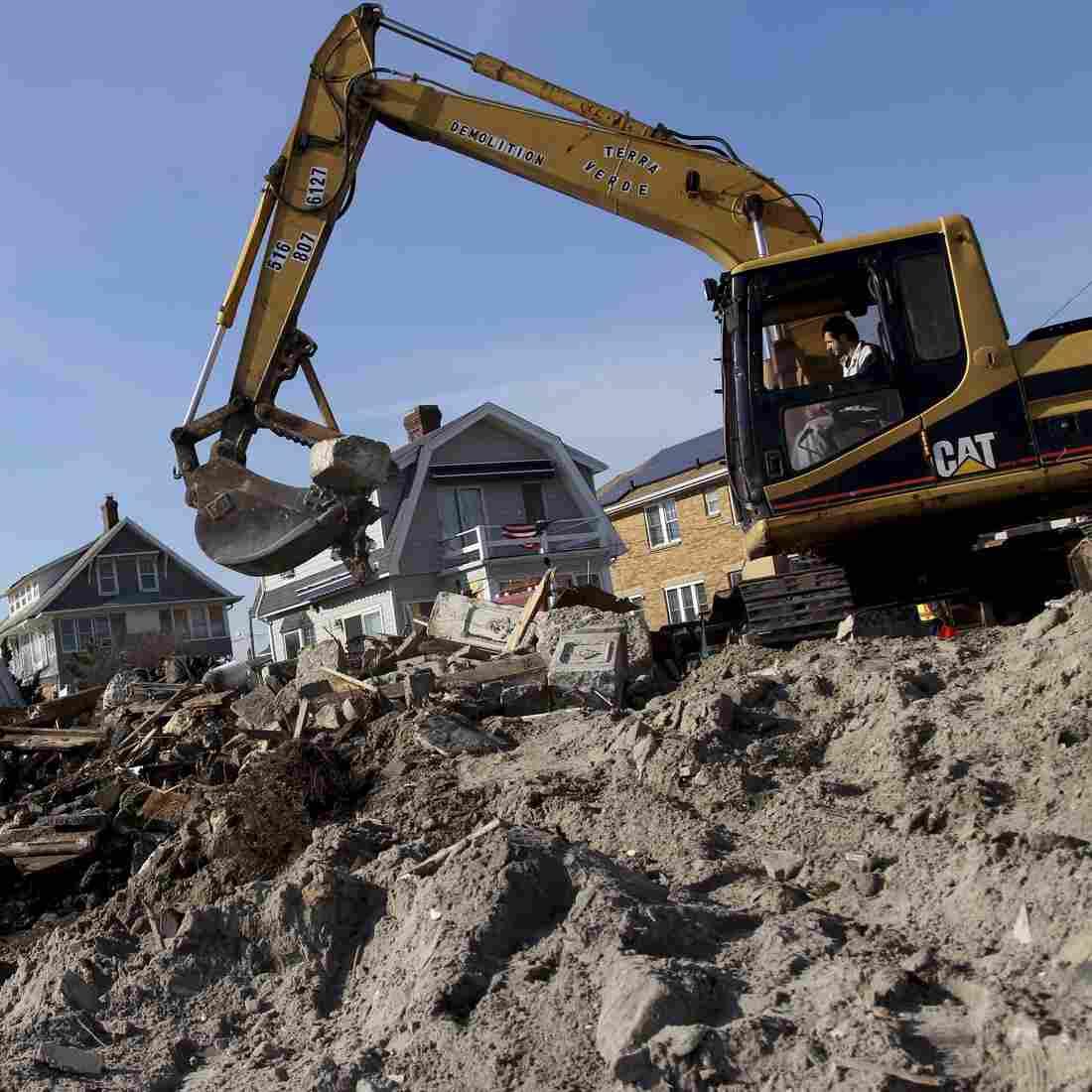 White House To Seek Emergency Sandy Funds