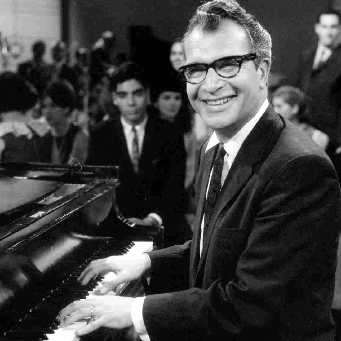Remembering The Vital Force Of Jazz Pianist Dave Brubeck