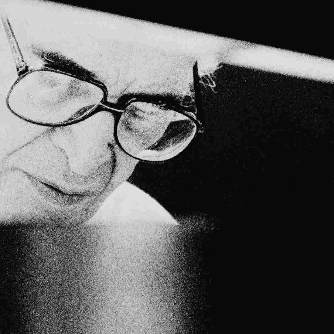 Dave Brubeck rehearses with the San Diego Symphony in 1995.