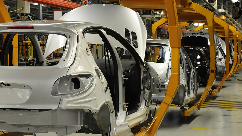 In her series for The New York Times, reporter Louise Story says that the manufacturing sector — automakers, in particular — benefit the most from incentive packages. (iStockphoto.com)