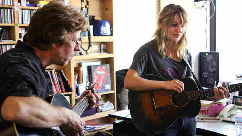 Anaïs Mitchell: Tiny Desk Concert