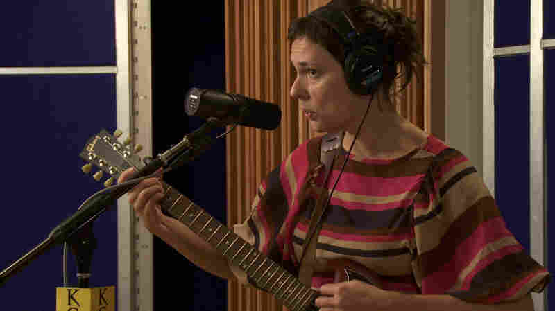 KCRW Presents: Laetitia Sadier