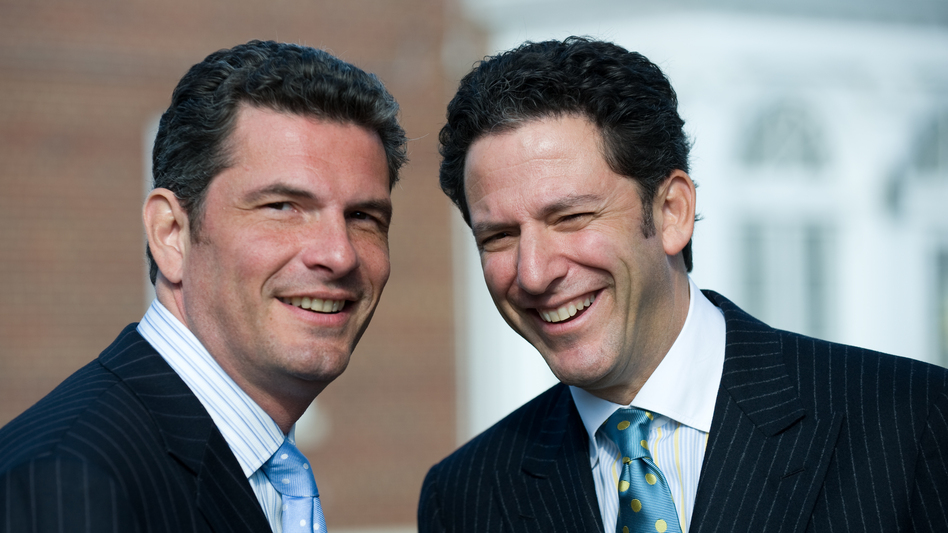 Brothers John and Martin Pizzarelli grew up in a household where jazz greats like Benny Goodman and Les Paul were family friends. (Eugene Parciasepe Jr.)
