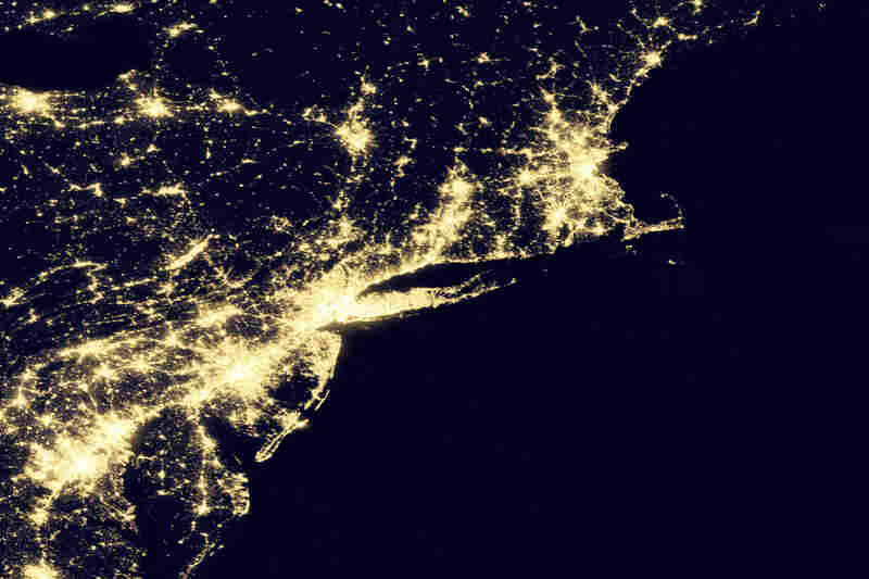 New Jersey, Manhattan and Cape Cod