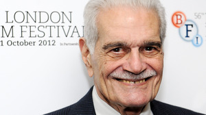 Omar Sharif received an Academy Award nomination for best supporting actor for his role in Lawrence of Arabia.