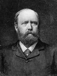 Othniel Charles Marsh was a professor of paleontology at Yale who made many dinosaur fossil discoveries, including the Apatosaurus -- and the fictional Brontosaurus.