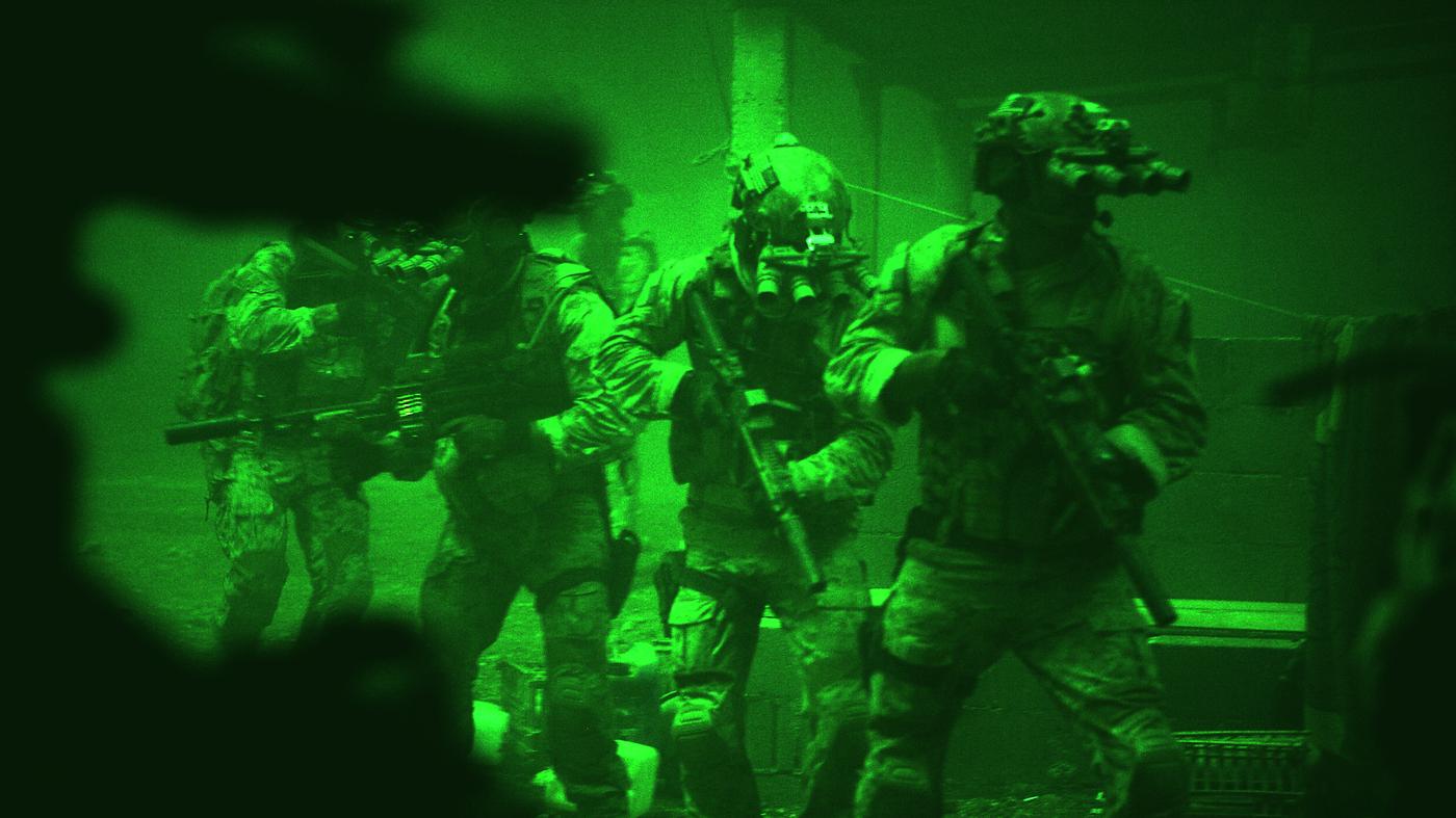 Bigelow And Boal, Dramatizing The Hunt For Bin Laden : NPR