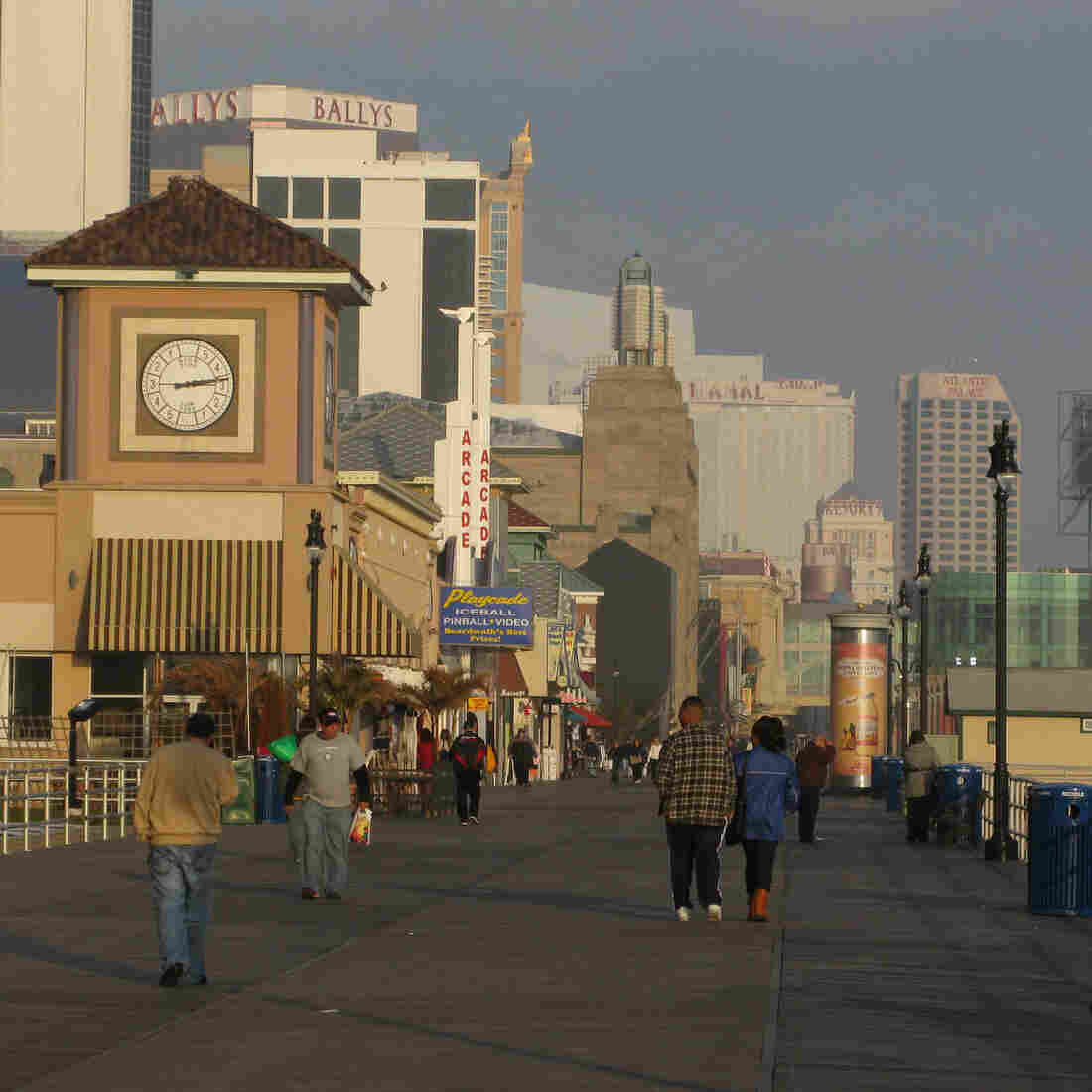 Post-Sandy: Atlantic City Wants Its Tourists Back