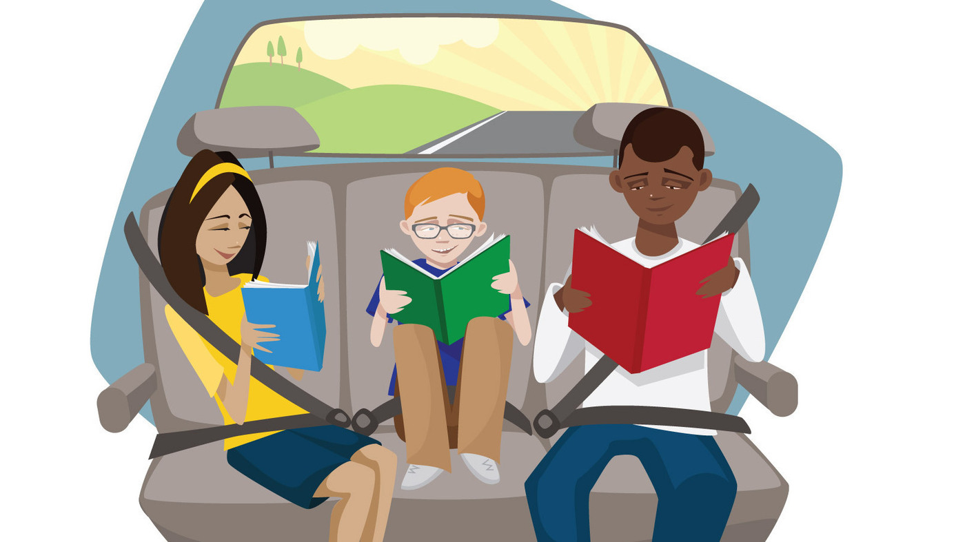 Best New Books For Backseat Readers Aged 9 To 14 NPR
