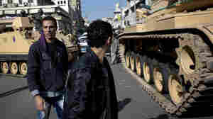 In Cairo: Several Killed, Hundreds Injured, As President Calls For Dialogue