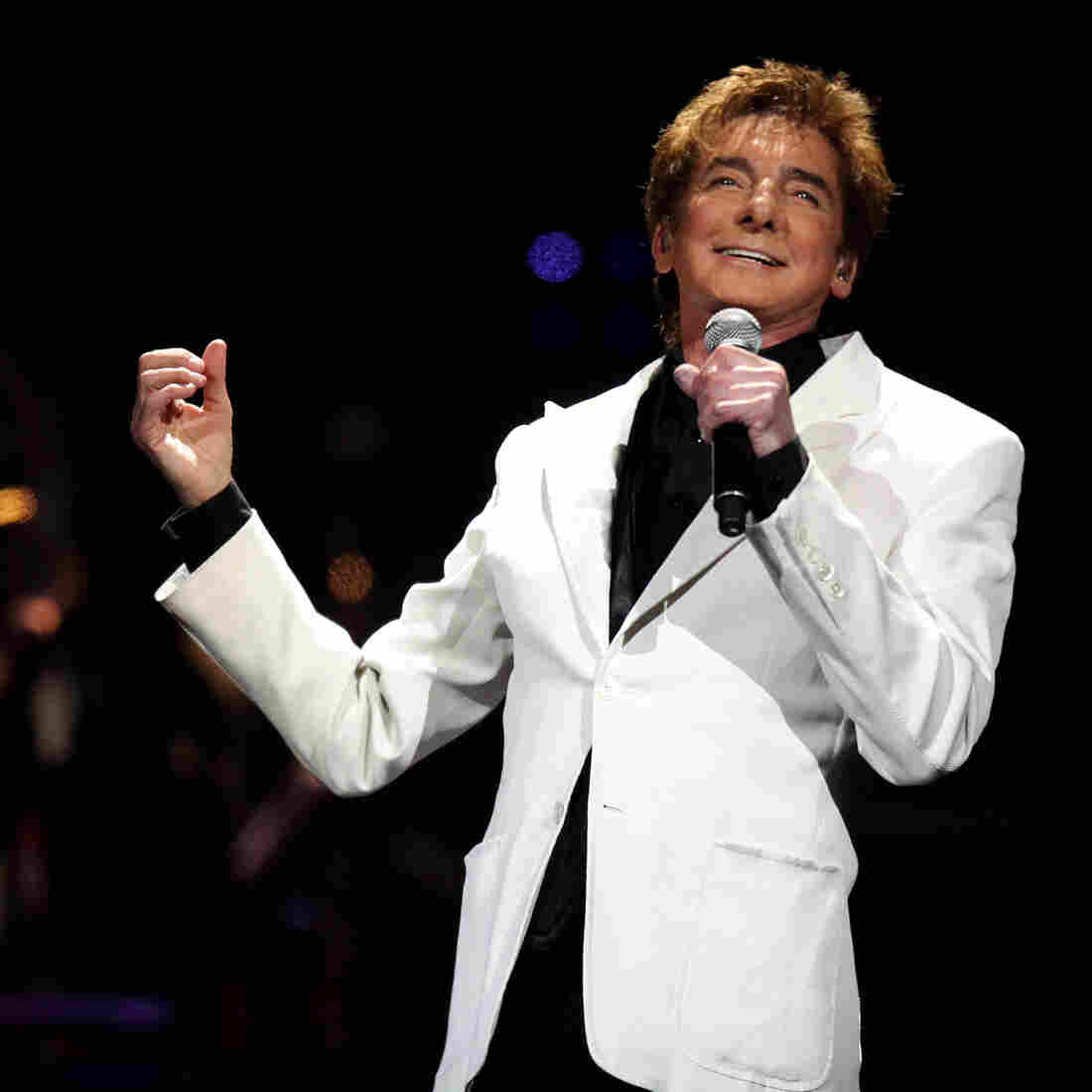Barry Manilow On Singing Standards And His Real Job