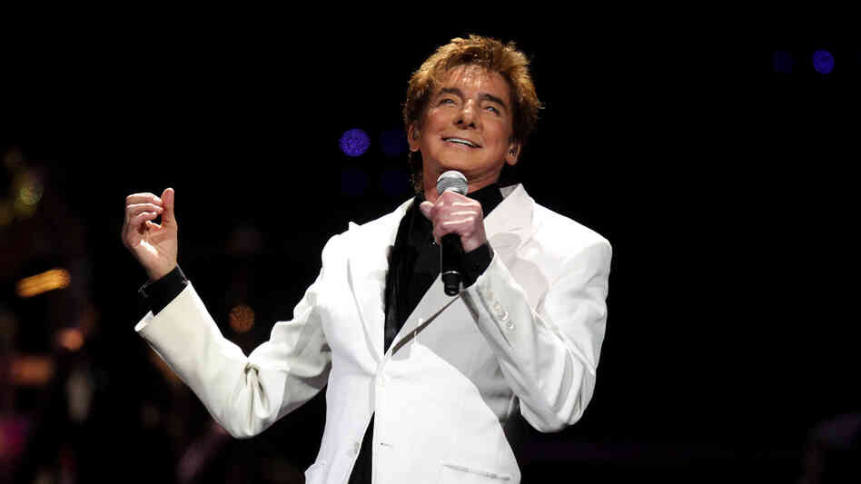 Barry Manilow's latest release, The Classic Christmas Album, includes holiday classics from his previous three Christmas albums.