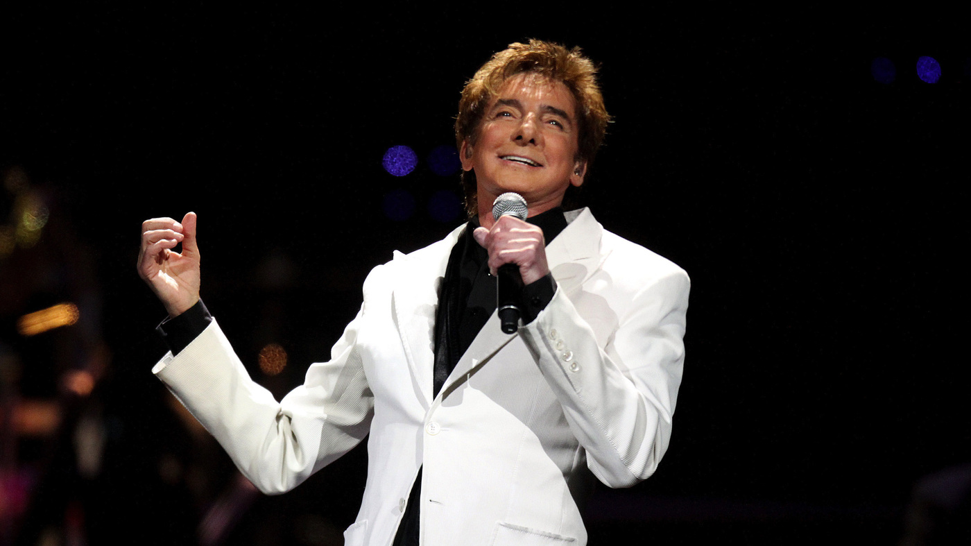 Barry Manilow On Singing Standards And His Real Job : NPR