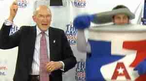 Former Sen. Alan Simpson going Gangnam style on the debt.