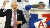 Former Sen. Alan Simpson going Gangnam style on the debt.