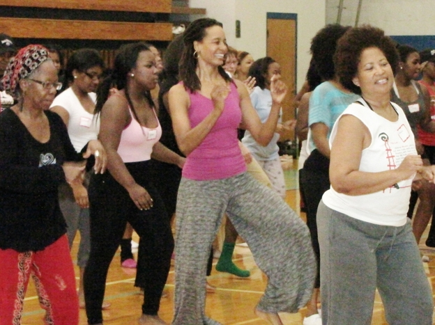 Spelman College has dropped NCAA athletics in favor of a comprehensive fitness program. The school now offers classes like Zumba to help encourage all students to exercise more.