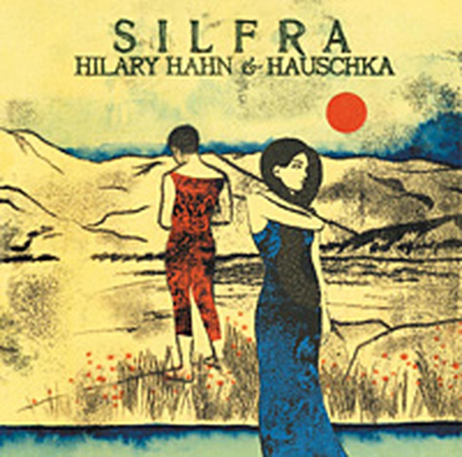 Cover art for Silfra.
