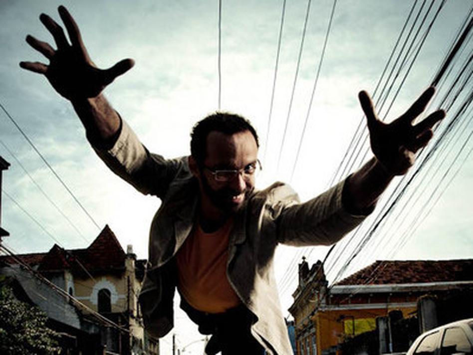 Brazilian guitarist and composer Pedro Moraes.