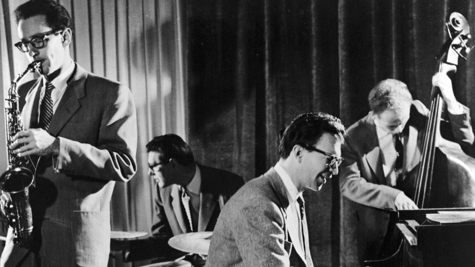 The Dave Brubeck Quartet. (Getty Images)