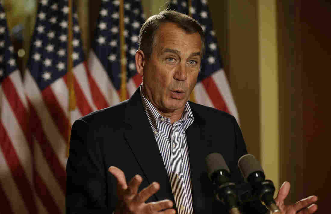 Speaker John Boehner's sway over fellow House Republicans appears to be on the rise.