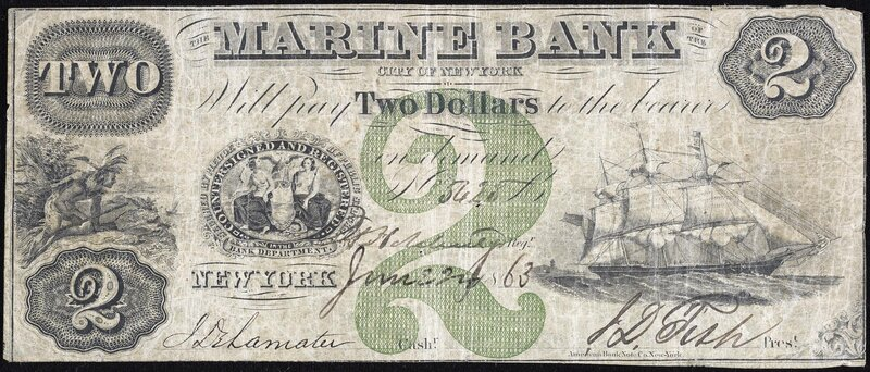 Birth Of The Dollar Bill Planet Money