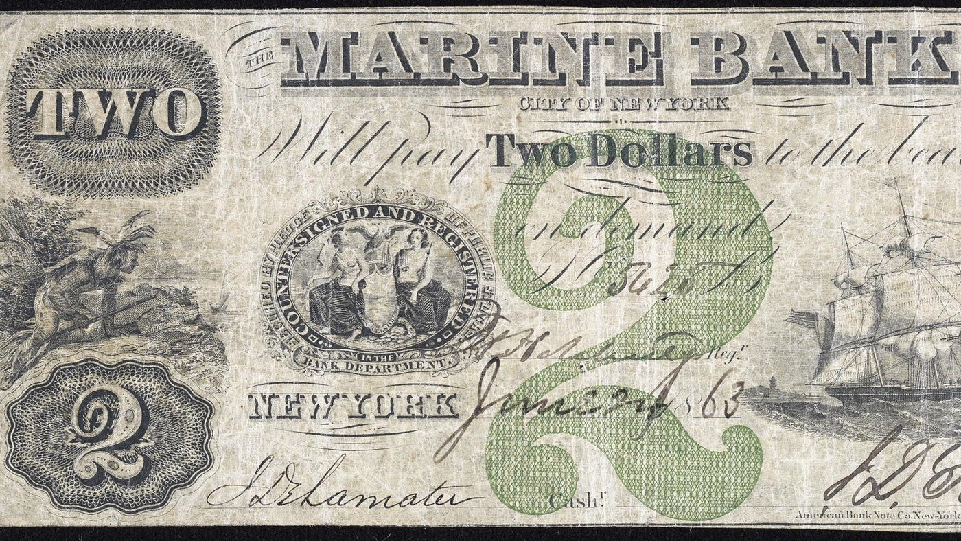 Episode 421 The Birth Of Dollar Bill