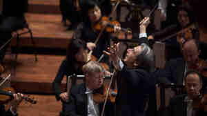 Michael Tilson Thomas and the San Francisco Symphony, whose recording of music by John Adams made our Top 10 of 2012.