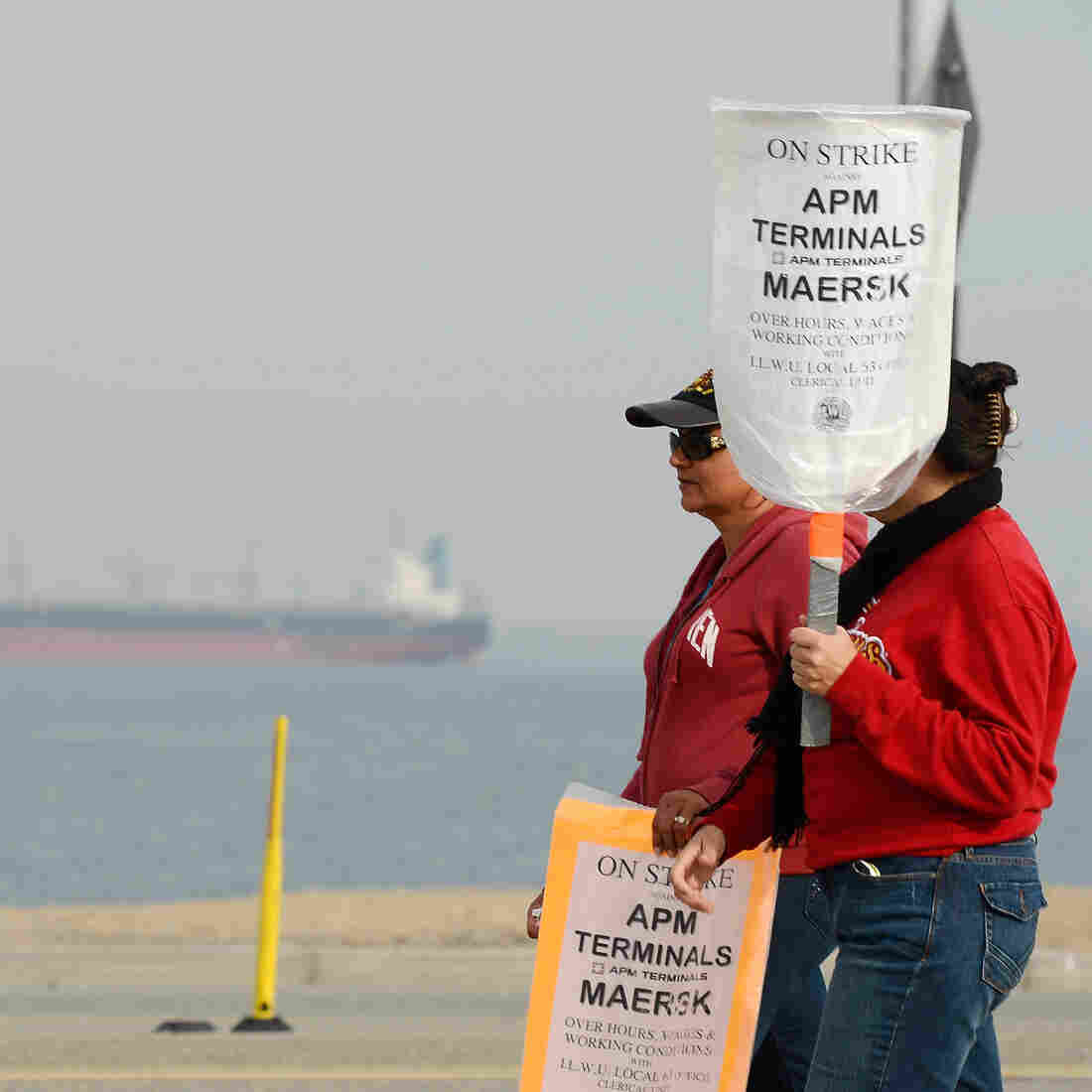 Sign Of The Times: Labor Strikes May Make A Comeback