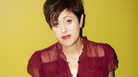 Tracey Thorn's new holiday-themed album is called Tinsel and Lights.