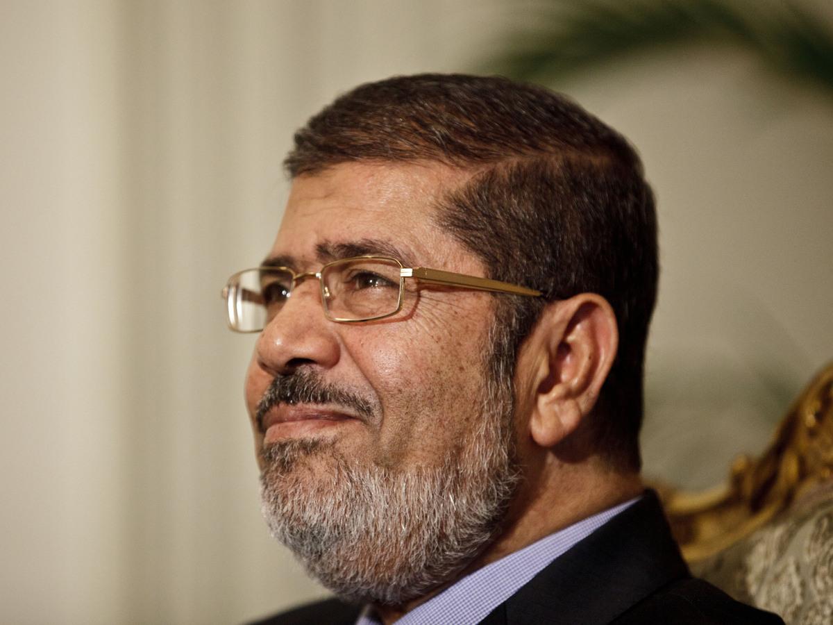 mohamed morsi - photo #10