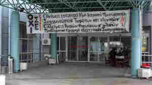 Greek Hospitals Suffer In Ailing Economy
