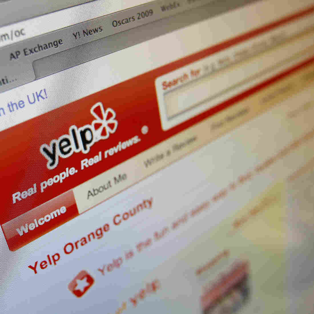 To Yelp Or Not To Yelp? Lawsuit Puts The Chill On Bad Reviews