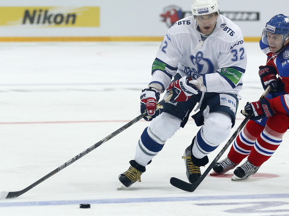 KHL: Russia's Hockey League Glad To Have NHL-Lockout Orphans