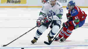 Russia's Hockey Glad To Have NHL-Lockout Orphans