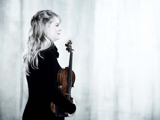 On her new album, <em>Game Music,</em> violinist Angèle Dubeau plays video game music with her string quartet, La Pieta.