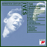 Bernstein conducts Carter's Concerto for Orchestra.