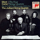 Elliott Carter's String Quartets.