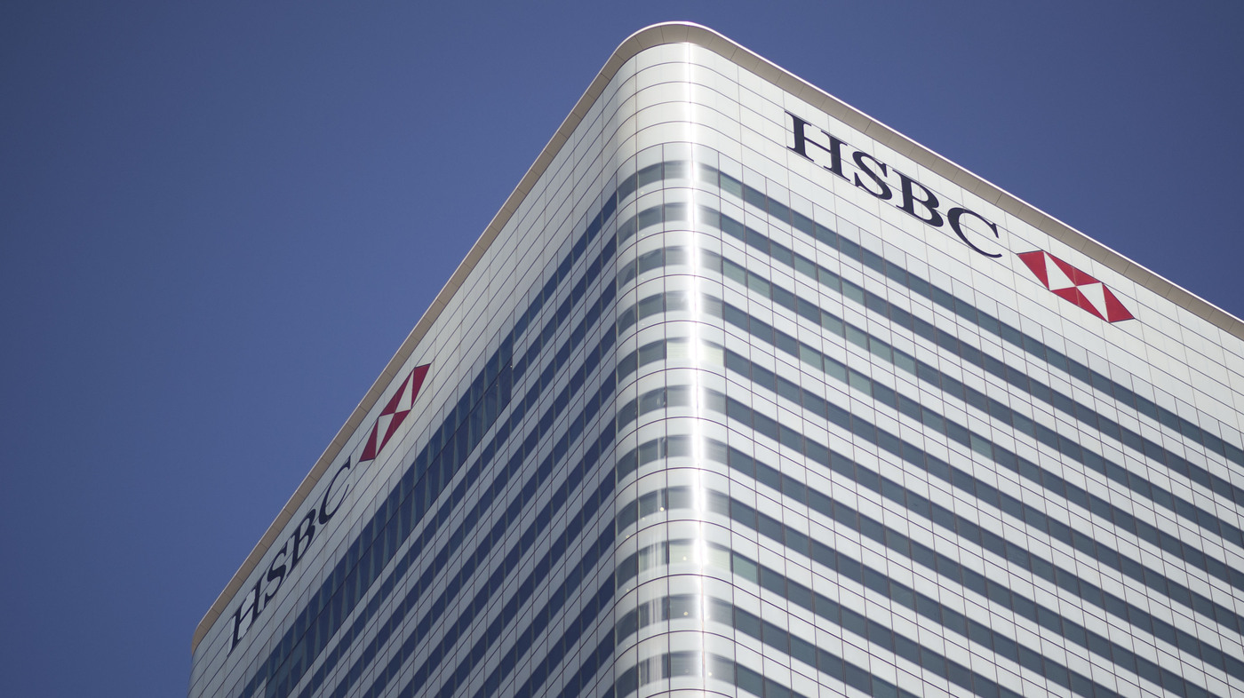 Profoundly Sorry' HSBC Reaches $1 9B Settlement In Money-Laundering